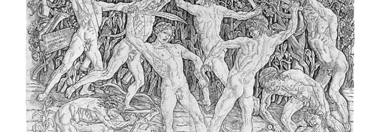 [国立西洋美術館]イタリア・ルネサンス版画展