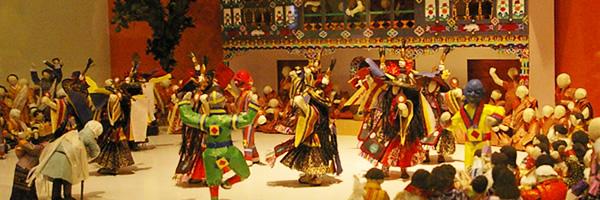 ブータンの祭ツェチュ2