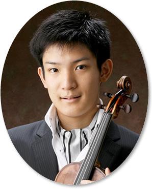 成田達輝(ヴァイオリン)