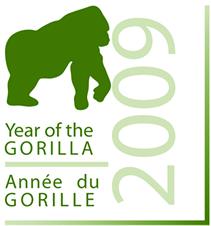 2009国際ゴリラ年イベント 講演会の開催
