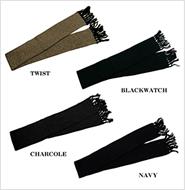 BLACK SHEEP(ブラックシープ) RS06 WOOL LONG SCARF(MUFFLER) (ウール ロング スカーフ(マフラー))4COLOR
