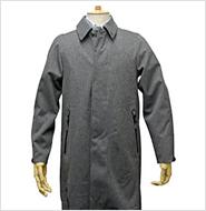 【送料無料】RAINCHEETAH(レインチーター)  SEAL RAIN COAT(レインコート(ステンカラーコート))